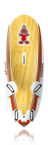 STARBOARD iSonic (Wood) 117