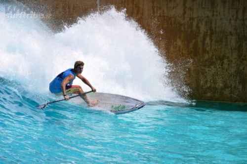 Lezioni di SUP surfing