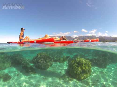 RRD GTC 2015 Inflatable SUP boards