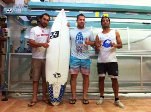 X surfboard lancia il nuovo modello XD3