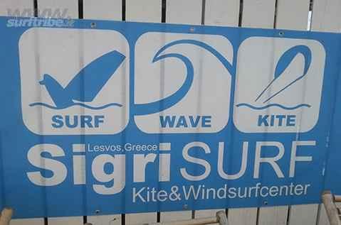 Lesbo windsurf
