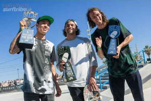Nyjah Huston winner