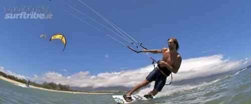 Lezioni di Kitesurf e Windsurf  nel golfo di Napoli