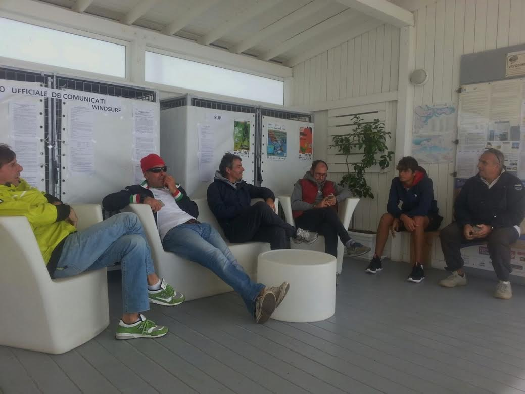 Marina di Ragusa briefing