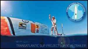 Transatlantic SUP project