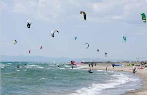 Trofeo Csen di KiteSurf