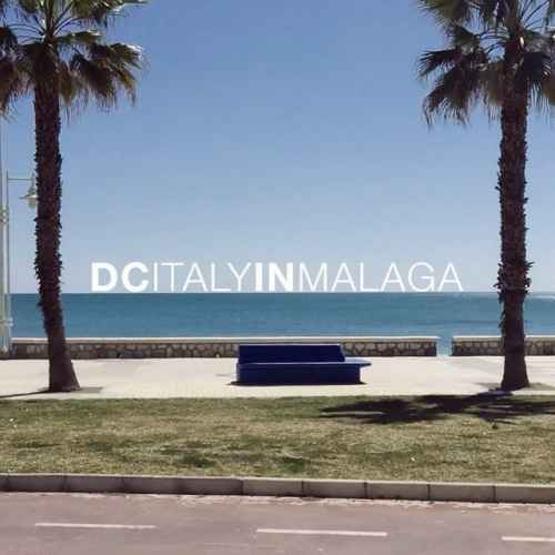 DC Italy in Malaga
