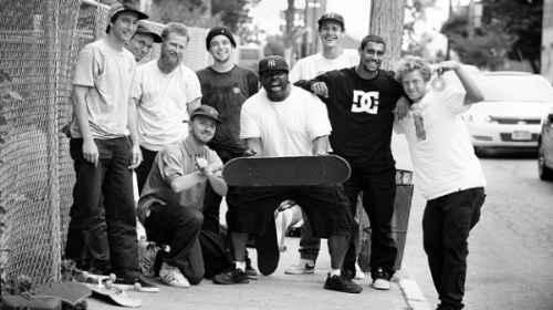 Un tour degli Stati Uniti via skate
