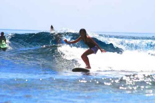Filippine Siargao Surf