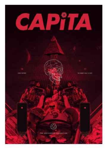 collezione CAPiTA Snowboarding 2016/2017