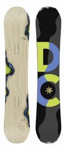 DC Snowboard Mega 153 - Prezzo al pubblico 489,95 �