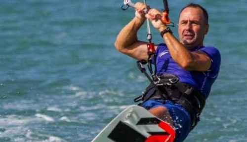 Incidente col kitesurf a Portonovo