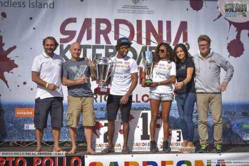 Martinez, Rosa e Magaji campioni del mondo