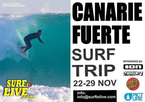 Prossimi appuntamenti SURFtoLIVE