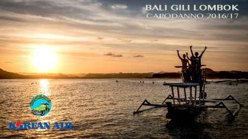 CAPODANNO IN INDONESIA BALI + GILI ISLANDS + LOMBOK 26 DICEMBRE - 7 GENNAIO