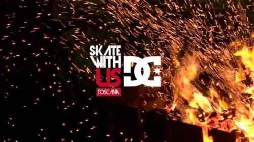 DC Skate With Us - Toscana