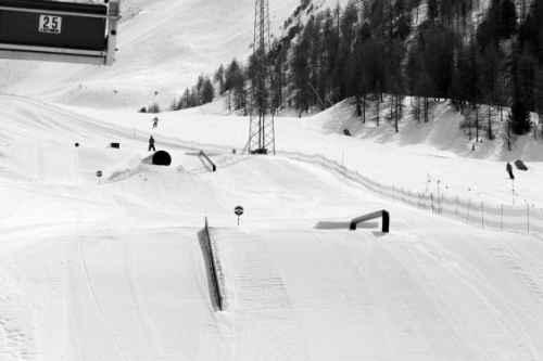 Dettaglio dello Snowpark AreaEffe