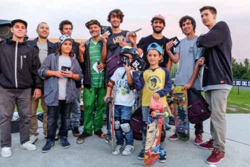 Il team a Pisa