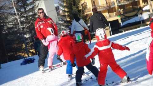 Impara a sciare gratis a Pila