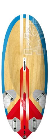 STARBOARD iSonic Wood 124
