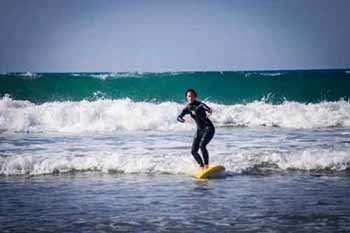 Denise Dellagiacoma Agadir Surf