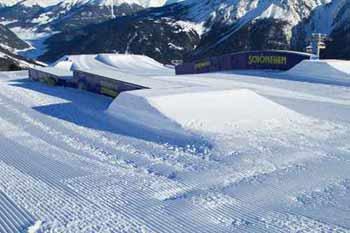 Snowpark Schoneben
