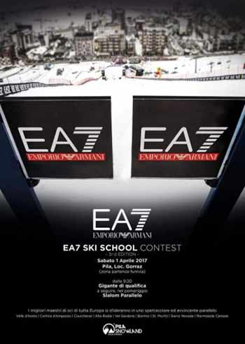 EA7 Ski School Contest