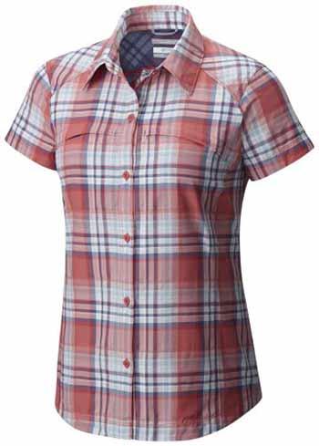 Silver Ridge Multi Plaid S/S Shirt