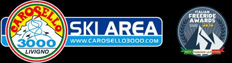 Pista SkiFlowCross a Carosello 3000