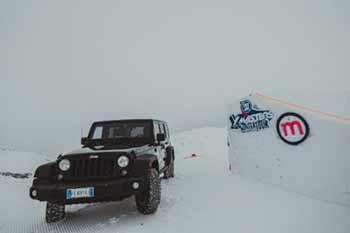La Jeep DEEJAY Xmasters arriva allo Snowpark Mottolino