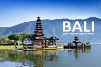 Vola a Bali con Korean a 660 euro a/r