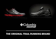Columbia - Montrail per il Trail Running!