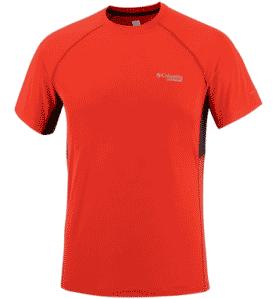 Columbia-Montrail Titan Ice t shirt prezzo al pubblico: 55€