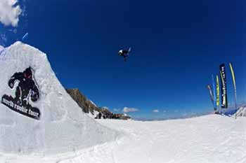 Takeru Otsuka - Slopestyle World Rookie Champion