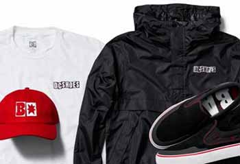 DC x Baker Capsule Collection
