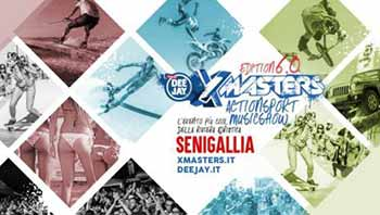 Francisco Porcella ai DEEJAY Xmasters 2017