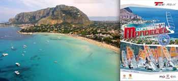 Palermo è pronta ad ospitare le nazionali RS:X e Techno293