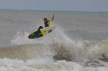 PARTE ILCAMPIONATO ITALIANO JUNIORES DI SURF 2017