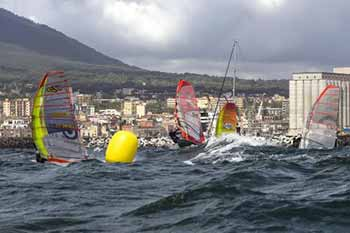 Prima tappa Coppa Italia di Formula Windsurfing 2017