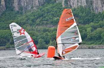 A Valmadrera il Campionato Slalom Windsurf