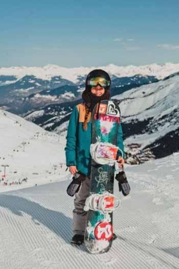 Emma Gennero: passione snowboard