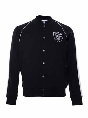 Majestic Melter Fleece Letterman Jacket – Raiders - Prezzo al pubblico: € 65,00