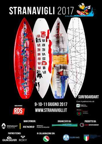 STRANAVIGLI 2017 , stay foolish, stay wet!