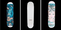 DOLLY NOIRE lancia una limited edition di tavole da skate