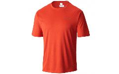 Columbia T-shirt Zero Rules Short Sleeve