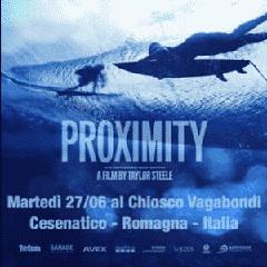 Surf e Cinema, ai Vagabondi l'anteprima mondiale di Proximity