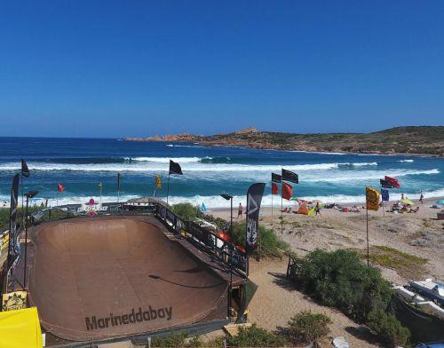 Alla Marinedda un surf stage di quattro giorni con Alessandro Piu