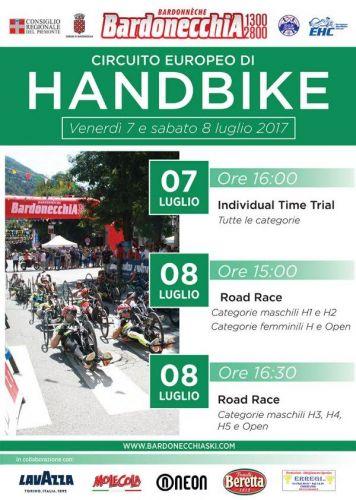 Campionato Europeo di Handbike
