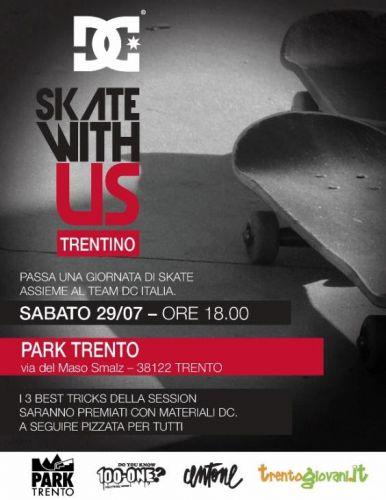 DC Skate With Us - Trentino Alto Adige