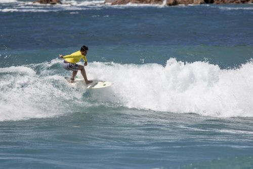 Grande successo per il Surf stage con Alessandro Piu